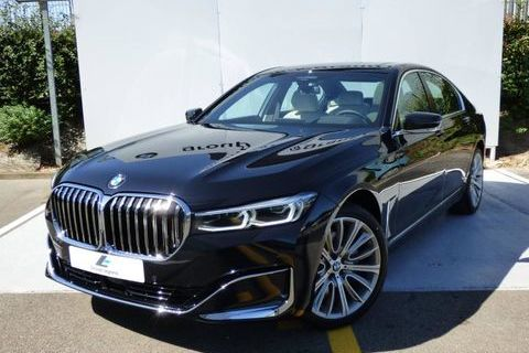 BMW Série 7 730dA xDrive 265ch Exclusive 2020 occasion Laval 53000