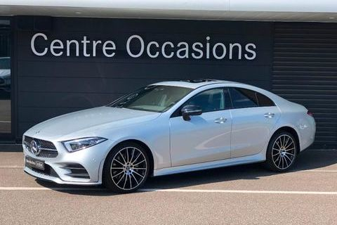 Mercedes Classe CL 400 d 330ch AMG Line+ 4Matic 9G-Tronic 2020 occasion Metz 57070