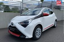 Toyota Aygo 1.0 VVT-i 72ch x-look 5p MY20 2021 occasion Forbach 57600