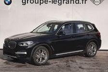 BMW X3 sDrive18dA 150ch xLine Euro6d-T 2020 occasion Le Mans 72100