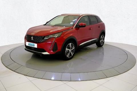 Peugeot 3008 1.5 BlueHDi 130ch S&S Allure Pack 2021 occasion Challans 85300
