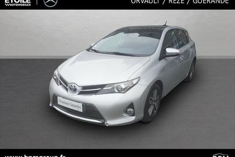 Toyota Auris HSD 136h SkyBlue 2015 occasion Orvault 44700