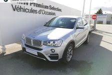 BMW X4 xDrive35dA 313ch xLine 2018 occasion Sausheim 68390