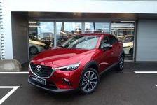 Mazda Cx-3 2.0 SKYACTIV-G 121ch Signature BVA 2021 2020 occasion Cesson-Sévigné 35510