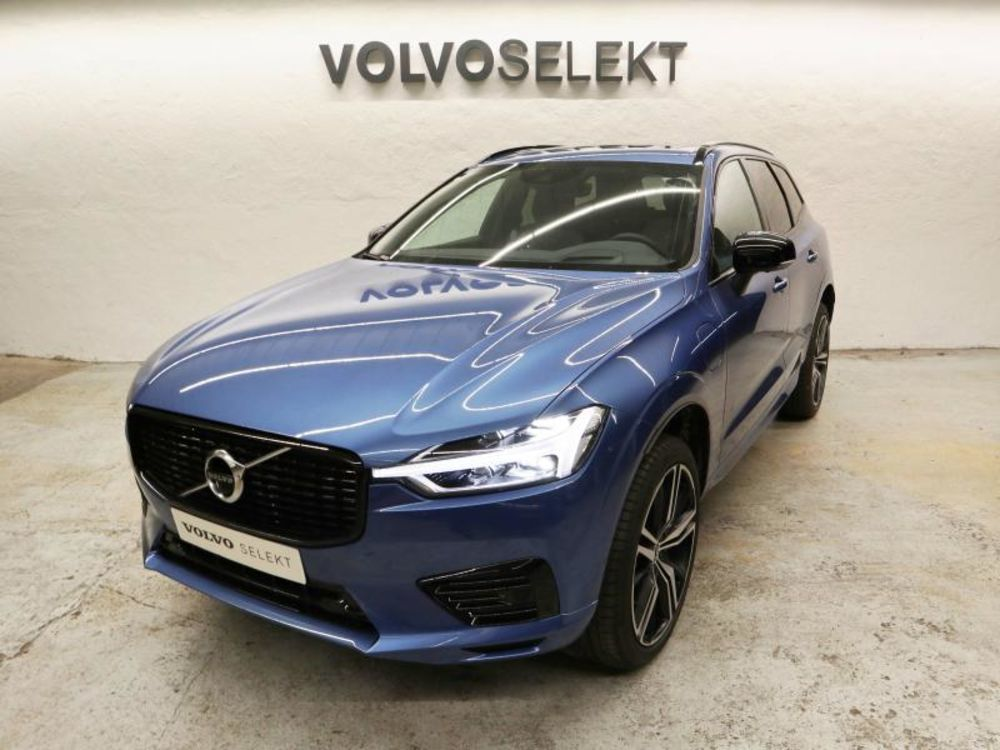XC60 T6 AWD 253 + 87ch R-Design Geartronic 2020 occasion 91200 Athis-Mons