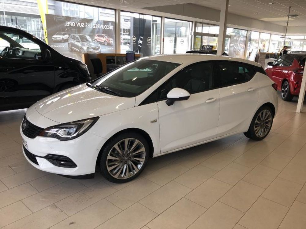 Astra 1.5 D 122ch Ultimate 2020 occasion 44700 Orvault