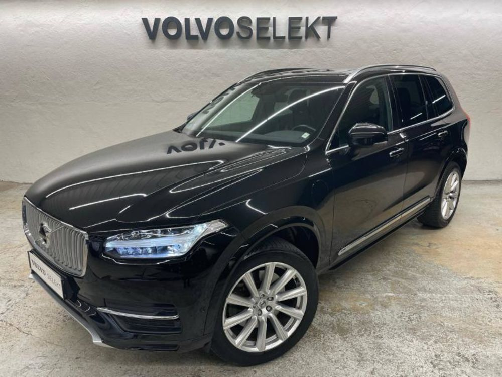XC90 T8 Twin Engine 320 + 87ch Inscription Luxe Geartronic 7 plac 2016 occasion 91200 Athis-Mons