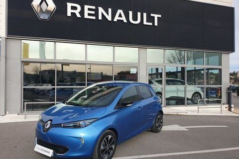 Renault Zoé Intens charge normale R110 2019 occasion Sommières 30250