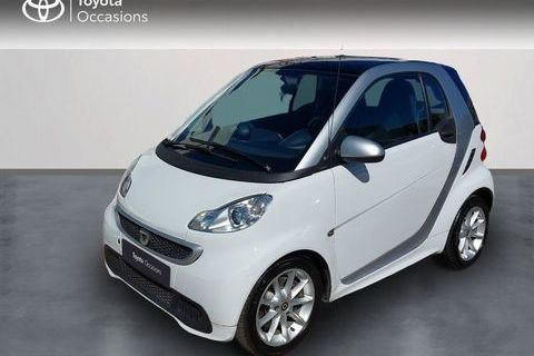 Smart ForTwo 71ch passion 2014 occasion Marseille 13010