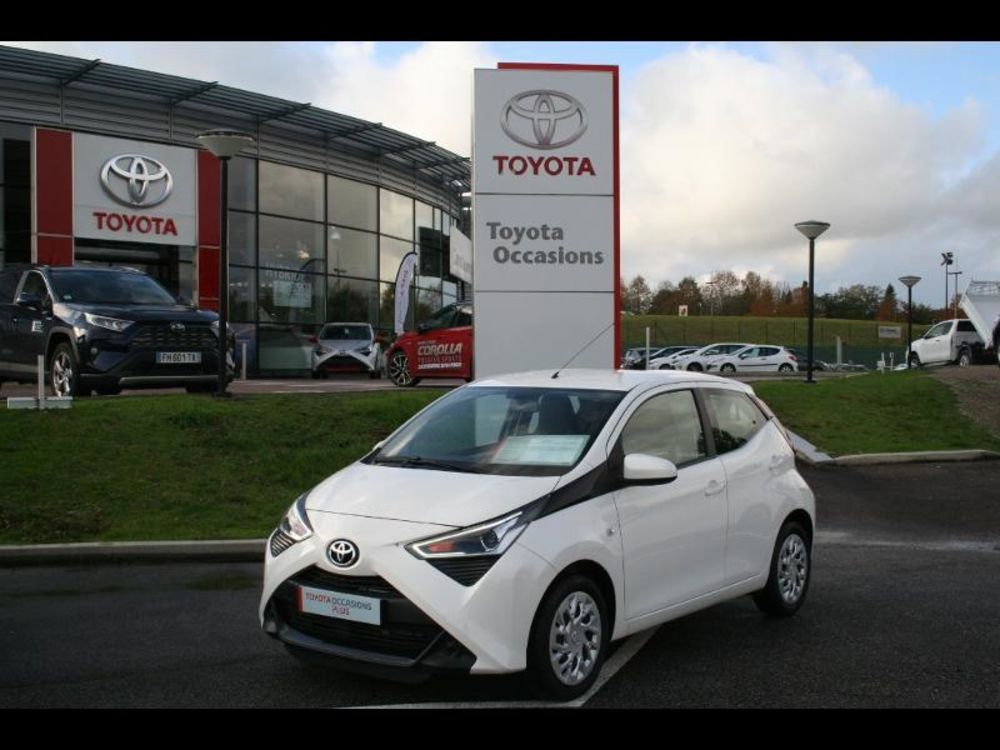 Aygo 1.0 VVT-i 72ch x-play x-app 5p MC18 2019 occasion 87000 Limoges