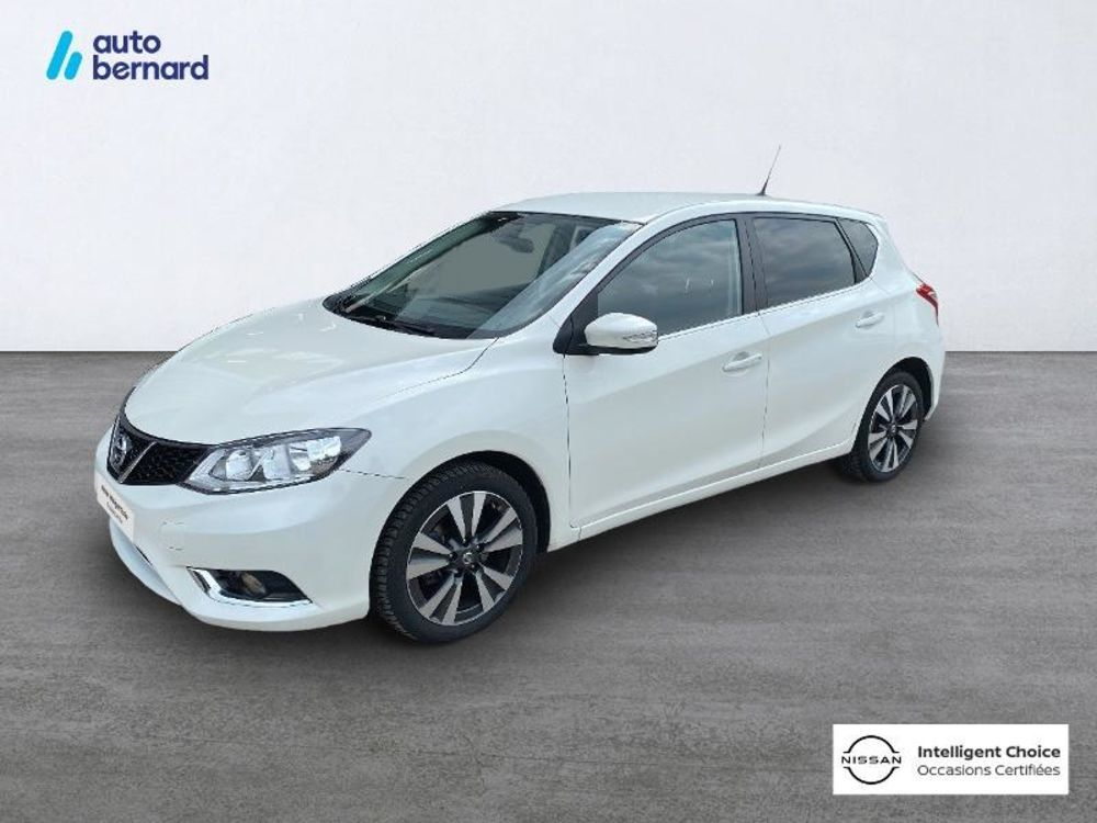 Pulsar 1.5 dCi 110ch N-Connecta 2019 occasion 01000 Bourg-en-Bresse