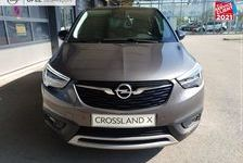 Crossland X 1.2 Turbo 130ch Opel 2020 Euro 6d-T 2021 occasion 25770 Franois