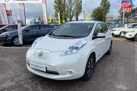 Nissan Leaf 109ch 30kWh Tekna 2017 occasion Laxou 54520