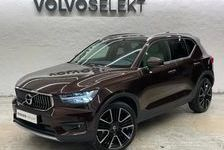 Volvo XC40 D4 AdBlue AWD 190ch Inscription Luxe Geartronic 8 2018 occasion Athis-Mons 91200