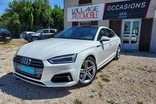 Audi A5 2.0 TDI 190ch S line 2018 occasion Saint-Victoret 13730