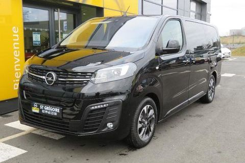 Opel Zafira L3 -e Life 200 136ch Business Elegance 2020 occasion Locqueltas 56390