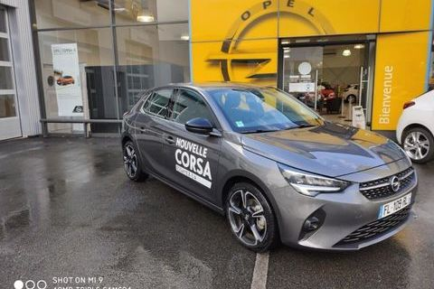 Opel Corsa 1.5 D 100ch Elegance 2019 occasion Laval 53000