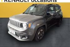 Jeep Renegade 1.4 MultiAir S&S 140ch Longitude 2017 occasion Le Port 97420
