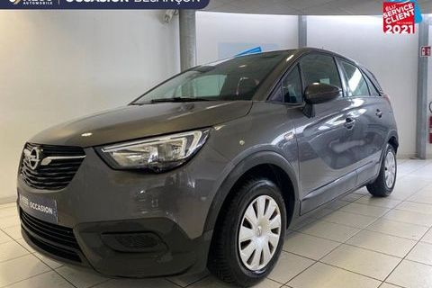 Opel Crossland X 1.2 83ch Edition Euro 6d-T 1ere main 2020 occasion Franois 25770