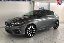 Fiat Tipo 1.6 MultiJet 120ch Lounge S/S 5p 1ere main GPS Camera 2017 occasion Franois 25770