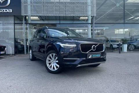 Volvo XC90 D5 AWD 235ch Momentum Geartronic 7 places 2016 occasion Saint-Herblain 44800
