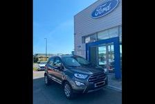 Ford Ecosport 1.0 EcoBoost 125ch Titanium Business Euro6.2 2019 occasion Toulouse 31400