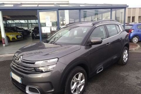 Citroën C5 aircross BlueHDi 130ch S&S Business EAT8 2019 occasion Anglet 64600