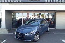 Mazda Mazda2 1.5 SKYACTIV-G M-Hybrid 90ch Signature 2021 occasion Cesson-Sévigné 35510