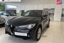 Alfa Romeo Stelvio 2.2 Diesel 210ch Lusso Q4 AT8 GPS Camera JA19 Siege/Volant c 2017 occasion Illzach 68110