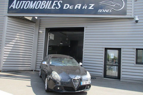 Alfa Romeo Giulietta 1.6 JTDM DISTINCTIVE STOP&START 2012 occasion Cesson-Sévigné 35510