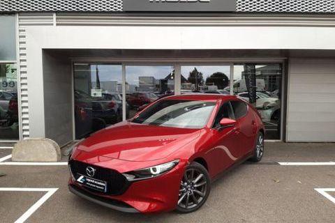Mazda Mazda3 1.8 Skyactiv-D 116ch Sportline 2021 occasion Cesson-Sévigné 35510