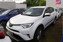Toyota RAV 4 197 Hybride Dynamic Edition AWD CVT Camera Radar AV/AR 2018 occasion Thionville 57100
