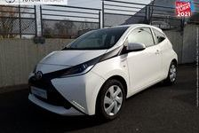 Toyota Aygo 1.0 VVT-i 69ch x-play 3p bluetooth clim x-touch 2018 occasion Forbach 57600