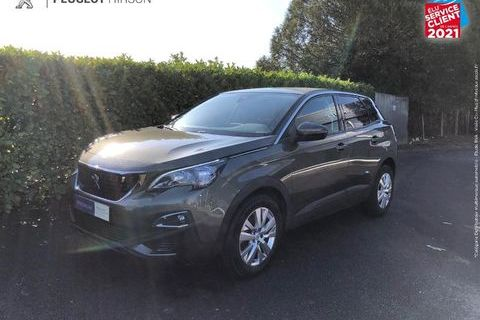 Peugeot 3008 1.5 BlueHDi 130ch E6.c Active Business S/S EAT8 HUD GPS Rada 2018 occasion Woippy 57140