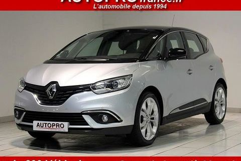 Renault Scénic 1.5 dCi 110ch energy Intens 2017 occasion Lagny-sur-Marne 77400
