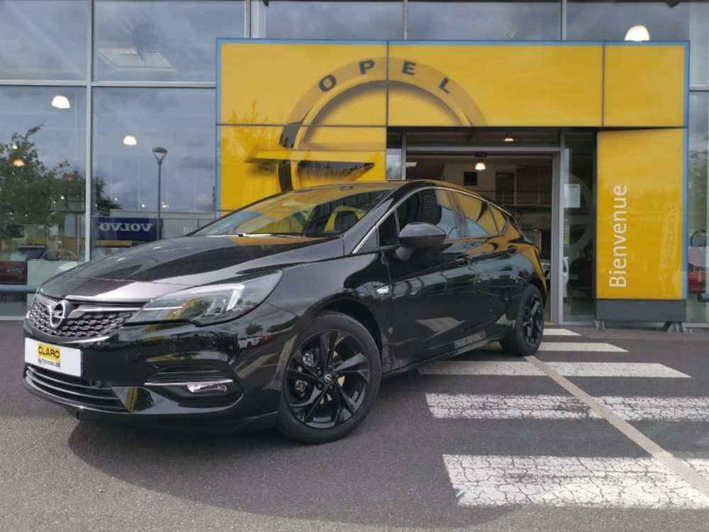 Astra 1.2 Turbo 130ch Elegance Business 7cv 2021 occasion 85000 Mouilleron-le-Captif