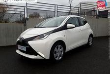 Toyota Aygo 1.0 VVT-i 69ch x-play 5p 1ere main 2017 occasion Forbach 57600