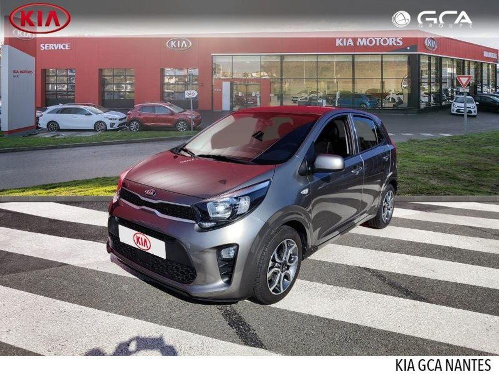 Picanto 1.0 67ch Urban Edition Euro6d-T 2020 occasion 44700 Orvault