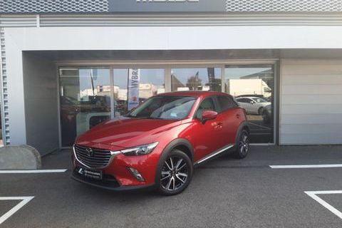 Mazda Cx-3 2.0 SKYACTIV-G 120 Sélection BVA 2017 occasion Cesson-Sévigné 35510