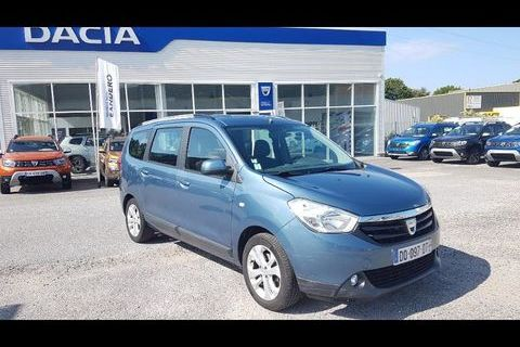 DACIA Lodgy 1.2 TCe 115ch Black Line 5 places 7990 70300 Froideconche