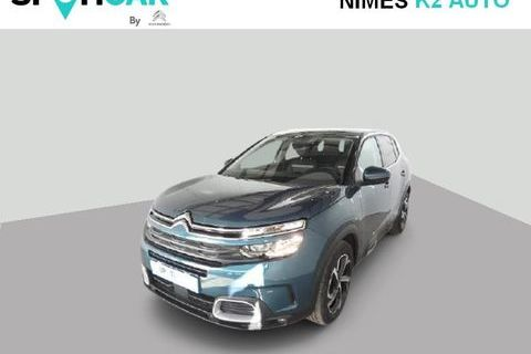Citroën C5 aircross BlueHDi 130ch S&S Feel EAT8 2020 occasion Nimes 30900