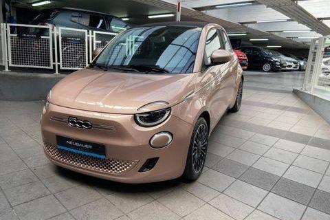 FIAT 500C e 118ch Icône Plus 25190 92300 Levallois-Perret