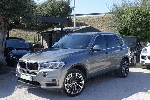BMW X5 SDRIVE25DA 218CH LOUNGE PLUS 2015 occasion Villeneuve-Loubet 06270