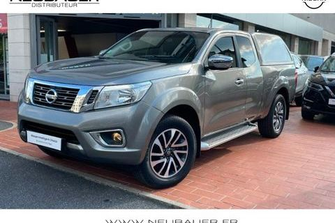Nissan Navara 2.3 dCi 160ch Double-Cab N-Connecta 2017 occasion Sartrouville 78500