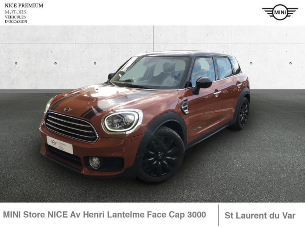 Cooper D 150ch Exquisite ALL4 2017 occasion 06200 Nice