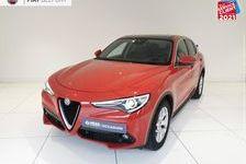 Alfa Romeo Stelvio 2.2 Diesel 180ch Super AT8 Tpano 2018 occasion Belfort 90000