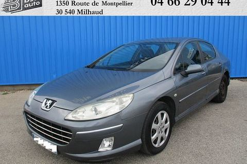 407 1.6 HDI110 CONFORT PACK FAP 2009 occasion 30540 Milhaud