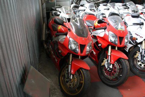 Moto HONDA 2001 occasion Freyming-Merlebach 57800