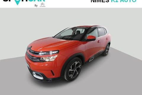 Citroën C5 aircross BlueHDi 180ch S&S Feel EAT8 2020 occasion Nimes 30900