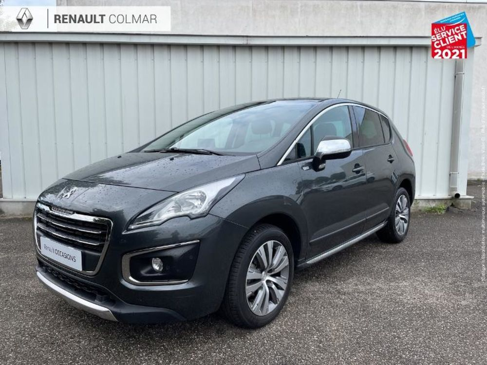 3008 1.6 BlueHDi 120ch Active Business S/S GPS 2016 occasion 68000 Colmar
